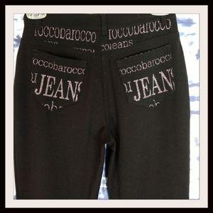 Roccobarocco Jean Dress Tall Pants